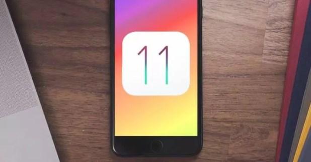 ios 11 iphone