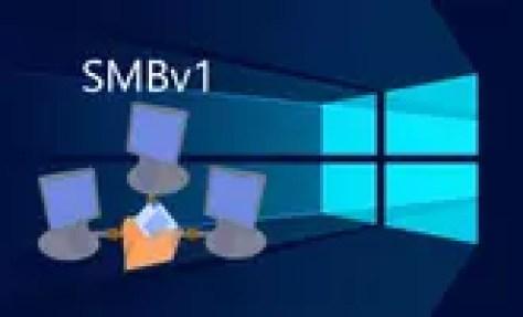 ¿No puedes compartir archivos por red en Windows 10 Fall Creators Update? Así puedes reactivar SMBv1
