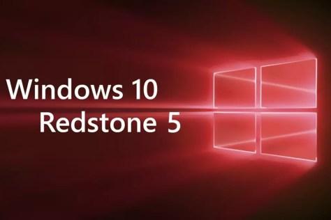 Ver noticia 'Ya sabemos el nombre oficial y fecha de finalización de Windows 10 Redstone 5'