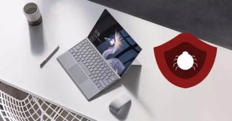 antivirus windows 10 surface rendimiento