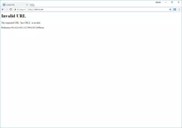 ddmix.net error