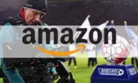 Amazon emitirá el fútbol en directo: han comprado 20 partidos de la Premier League