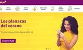 Llamaya incluye 150 minutos y 10 SMS en todas sus tarifas de contrato desde 5 euros al mes
