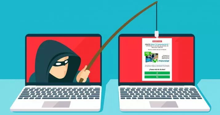 phishing movistar