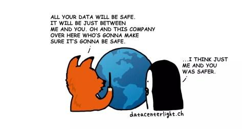 Ver noticia 'Firefox permitirá a otras empresas saber qué páginas visitas'