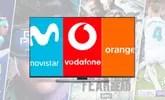 ¿Cuánto cuesta tener toda la televisión incluyendo fútbol, cine y series con Movistar, Orange y Vodafone?