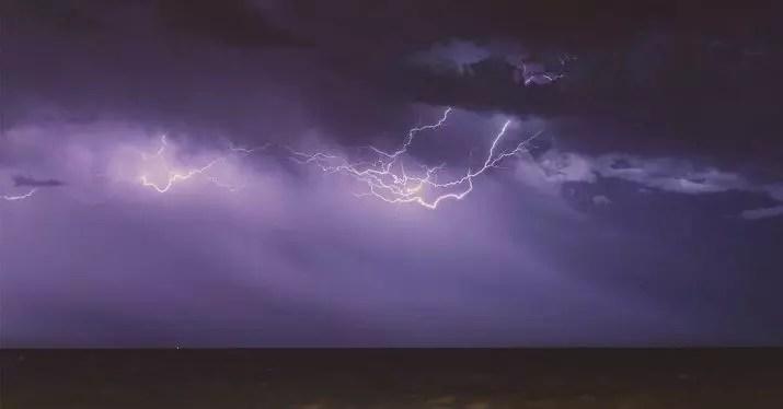tiempo tormenta