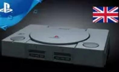Ningún juego de PlayStation Classic vendrá en español: todos estarán en inglés
