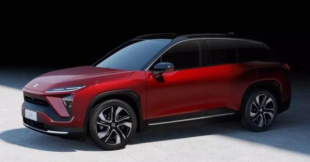 NIO ES6: un 'Tesla Model X' que ofrece 519 km con 70 kWh por 45.000 euros