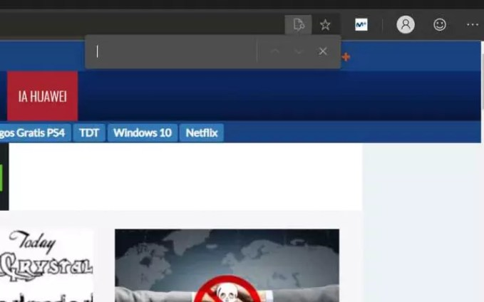 This is how Edge Chromium will improve its search function – Back