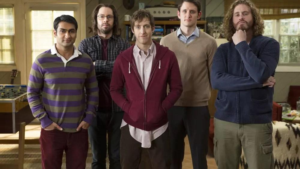 Silicon Valley - Mejores series de empresarios