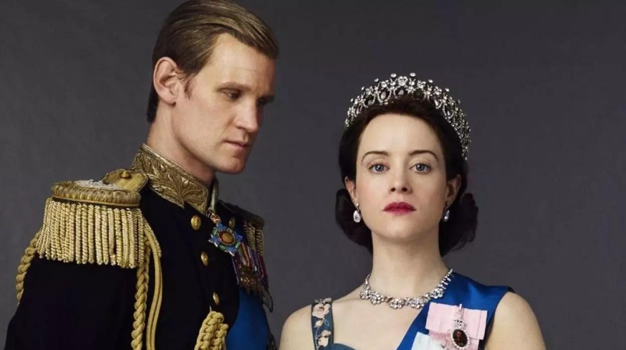The Crown - Mejores series de época