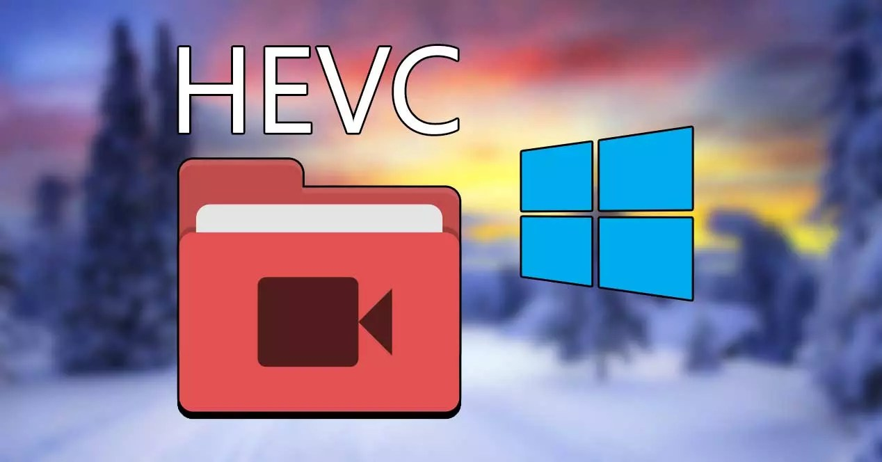 hevc codec windows 10