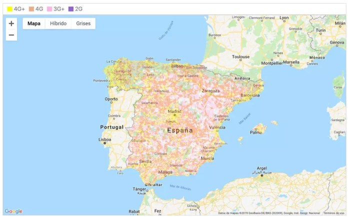Mapa De Cobertura Orange.List With All Omvs That Use Orange Coverage News1 English