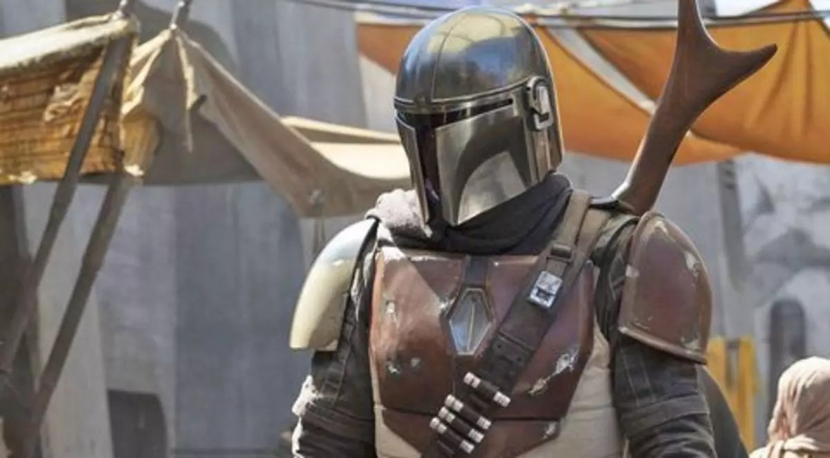 Mandalorian - Disney Plus