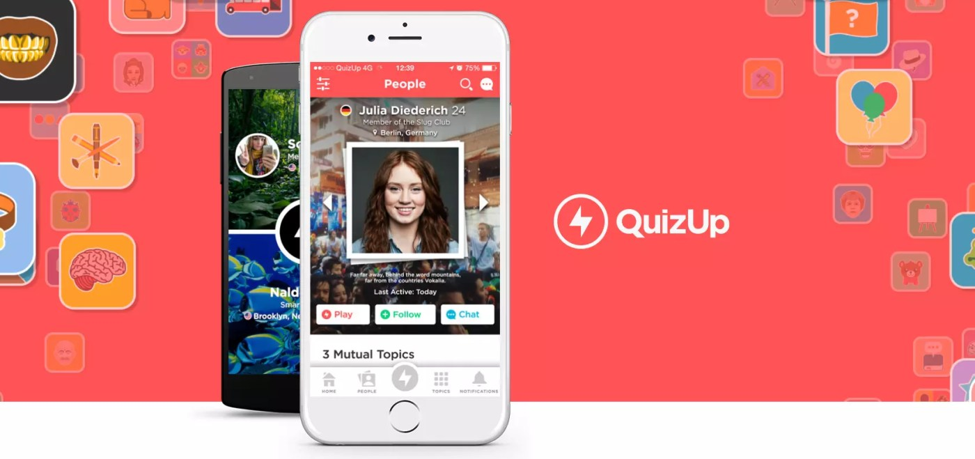 QuizUp - Mejores trivial online
