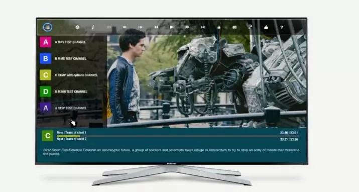 aplicaciones IPTV