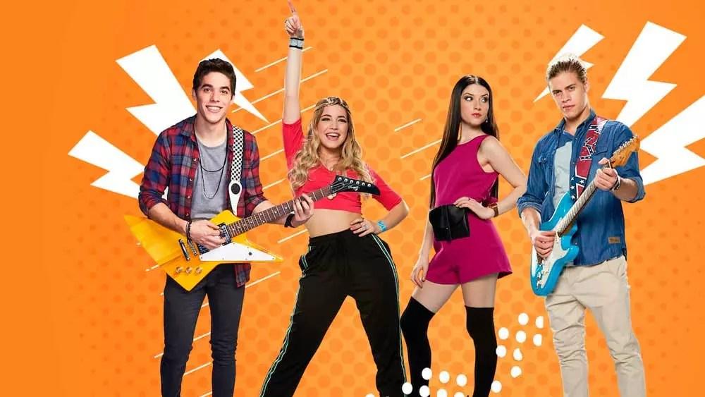 Series de instituto en Netflix - GO