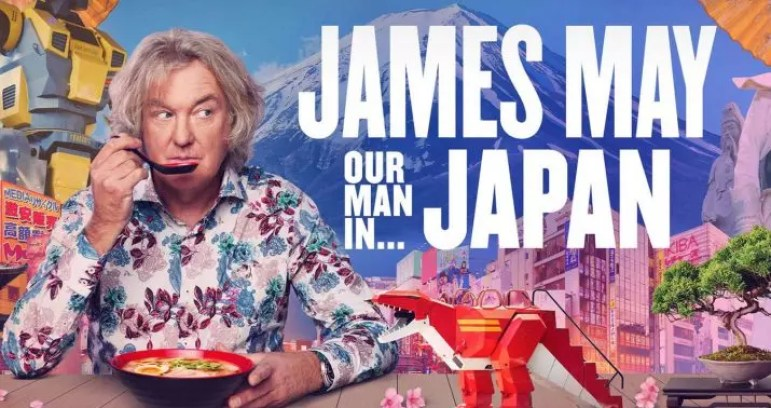 Our man in japan Prime Video