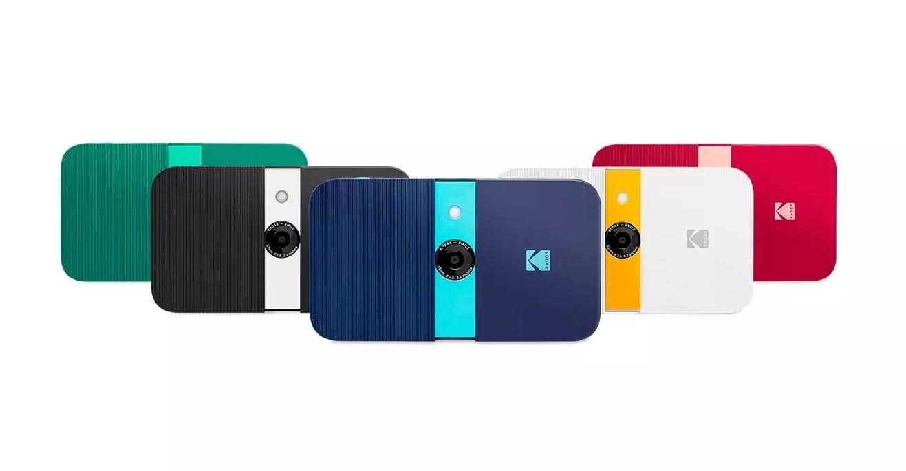 Kodak Smile - cámaras instantáneas