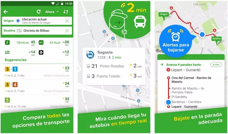 Citymapper apps para viajar