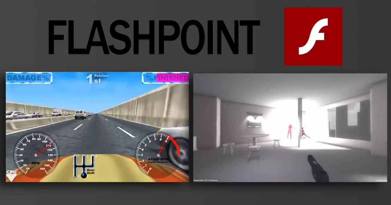 flashpoint adoble flash