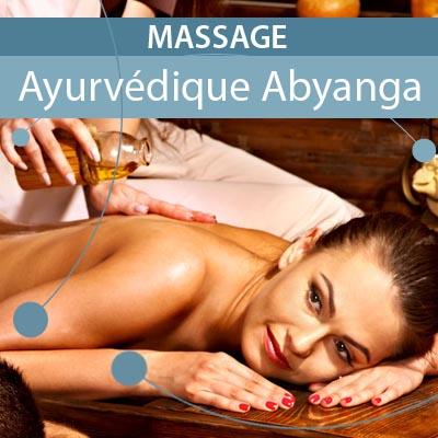 Formation aumassage Ayurvédique Abyanga