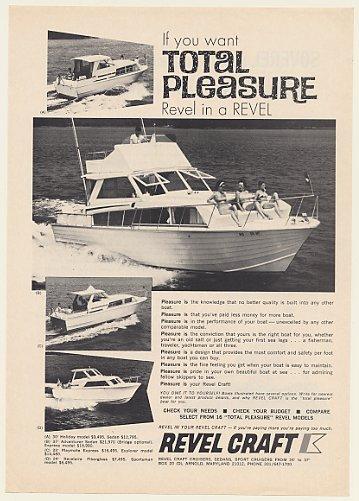 1969 Revel Craft 37 Adventurer 30 Holiday
