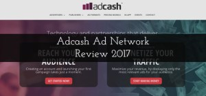 adcash ad network review
