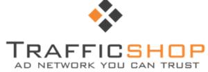 Trafficshop ad network logo