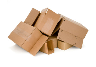 Image result for cardboard recycling