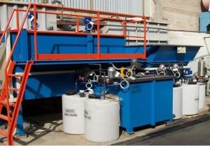 Μονάδες Επεξεργασίας Βιομηχανικών Αποβλήτων
