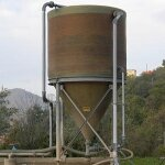Decanters from 1 to 100 m3/h