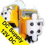 Δοσομετρικές Αντλίες με Ρεύμα 12V DC