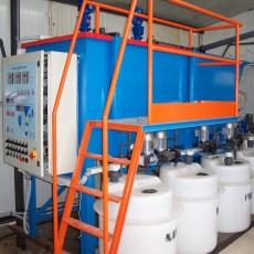 ΦυσικοΧημικές Μονάδες Εξουδετέρωσης Αποβλήτων