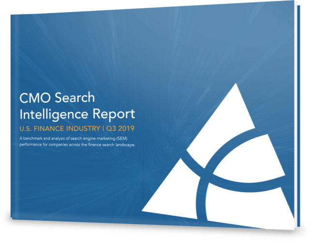 CMO Search Intelligence Report