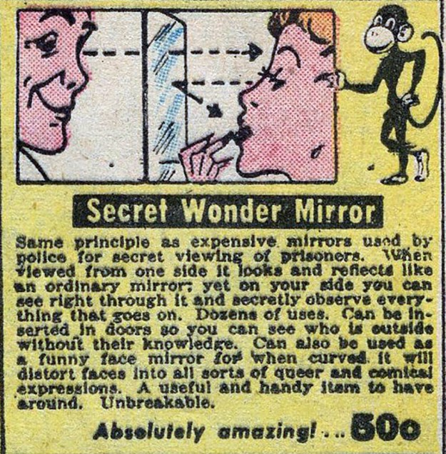 Secret Wonder Mirror