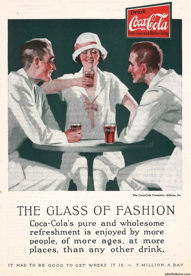 Coca-Cola ad from the June 12, 1926 issue of The Literary Digest