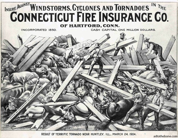 1904 Connecticut Fire Insurance Co. advertisement
