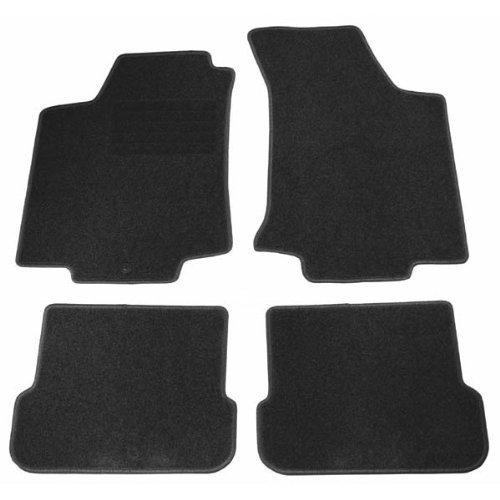 4 tapis de sol en velours sur mesure pour peugeot 307 3p 5p sw adtuning france