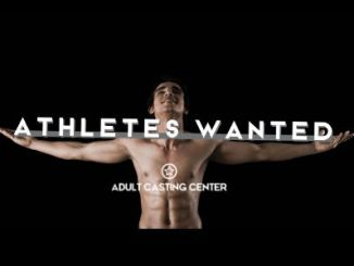 Now hiring athletes for adult video opportunities
