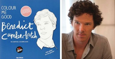 What Do Ryan Gosling And Benedict Cumberbatch Have In Common Adult Cover Of The Color Me