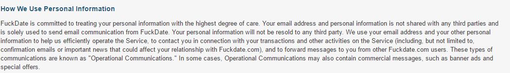 Is fuckdate legit