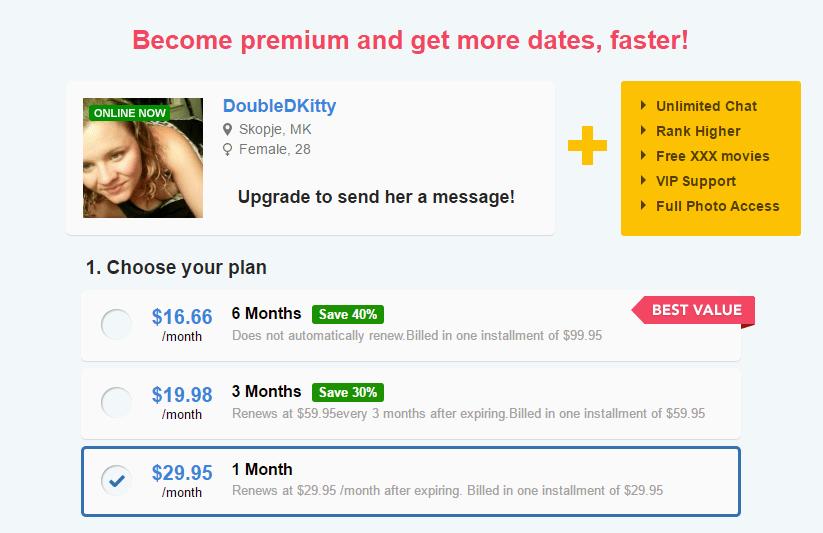 XSocial.com fake free membership