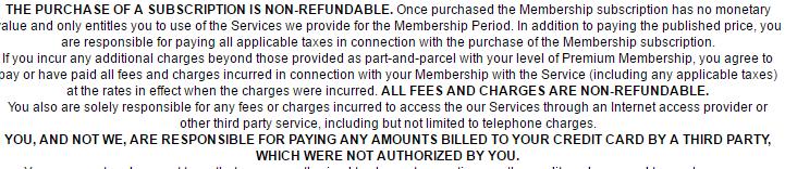AffairsClub.com-no-refunds