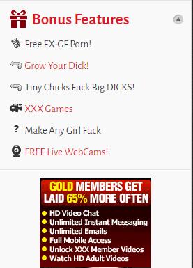 Freelifetimebootycalls.com selling platform