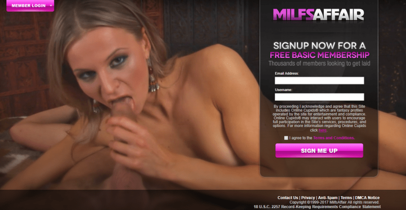 MilfsAffair.com screencap