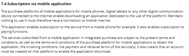 So Cougar mobile app