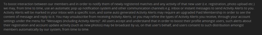 DoUWantMe alerts