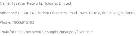Naughty Fever together networks